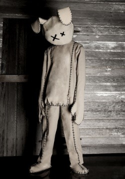 Adult Lifeless Bunny Costume