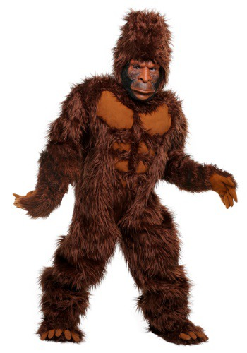 Boys Bigfoot Costume