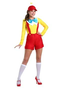 Women's Tweedle Dee/Dum Costume