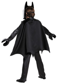 Lego Batman Movie Boys Batman Costume