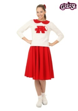 Grease Rydell High Cheerleader Plus Size Women's Costume