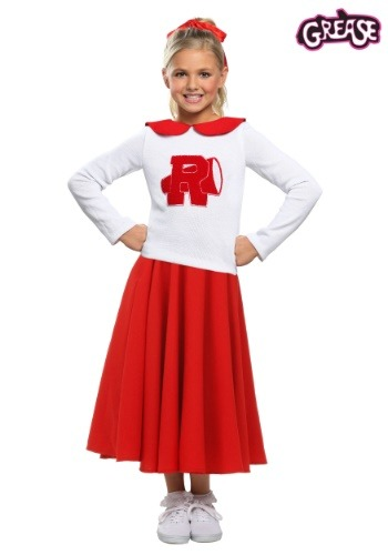 Grease Rydell High Cheerleader Costume