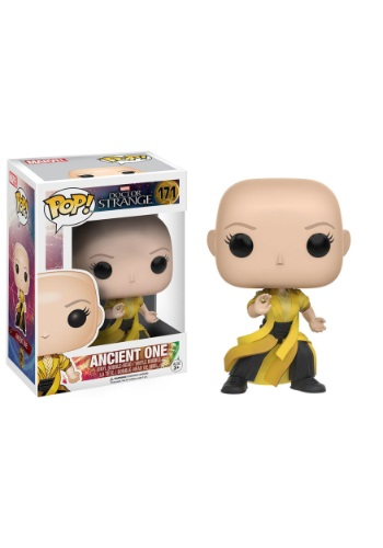 Marvel Doctor Strange Ancient One POP Vinyl Figure