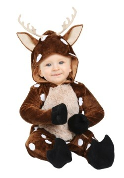 Baby Deer Infant Costume