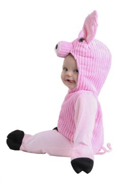 Baby Pig Infant Costume