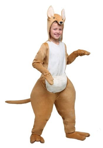 Child Kangaroo Costume