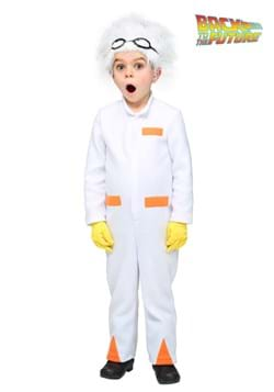 Back to the Future Doc Brown Toddler Costume