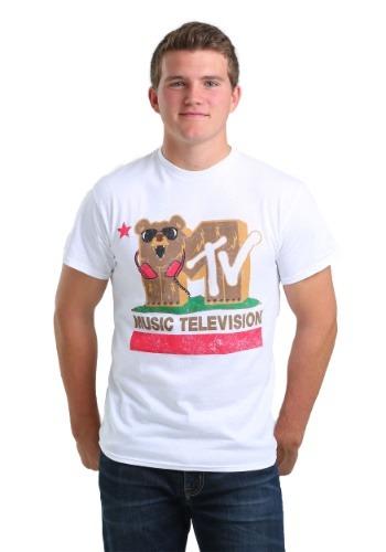 MTV California Bear Men's T-Shirt
