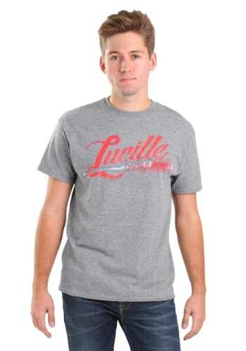 Lucille Baseball Bat Men's T-Shirt