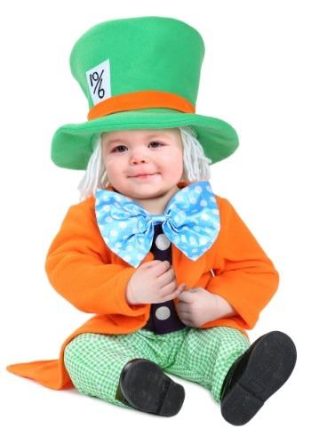 Infant Little Hatter Costume