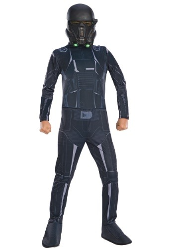 Child Star Wars: Rogue One Shadow Trooper Costume