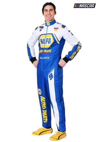 Men's NASCAR Chase Elliott Uniform Costume