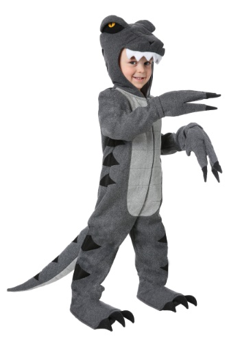 Wooly T-Rex Costume For Kids