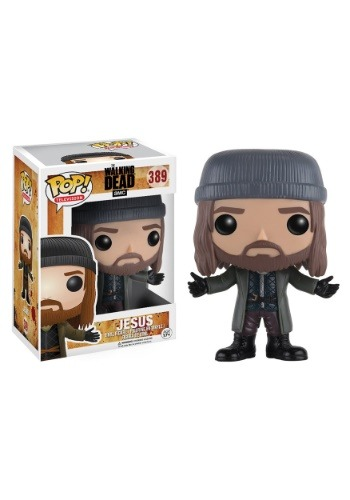The Walking Dead Jesus POP Vinyl Figure