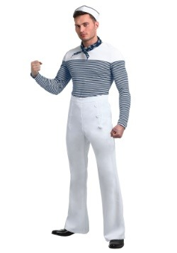 Men's Vintage Sailor Costume