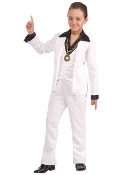 Kid's 70s Disco Fever Costume