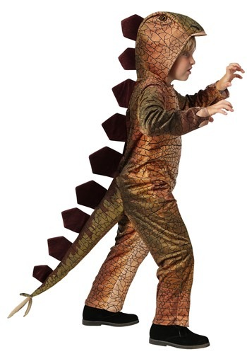 Spiny Stegosaurus Child Costume