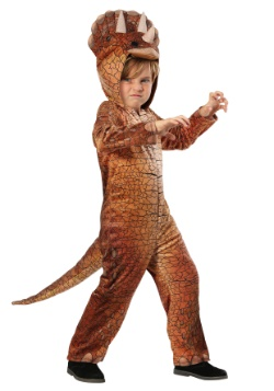 Child Triceratops Costume