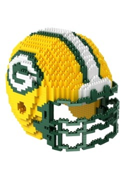 Green Bay Packers 3D Helmet Puzzle