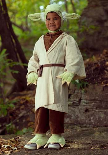 Star Wars Toddler Yoda Costume