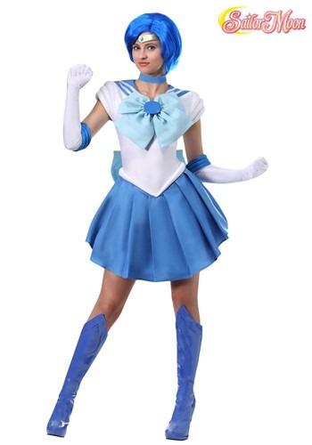 Women's Sailor Mercury Costume
