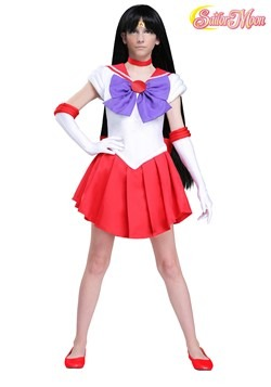 Women's Sailor Mars Costume