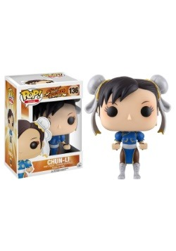 POP Street Fighter Chun-Li Vinyl Figure
