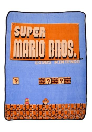 Super Mario Bros Throw