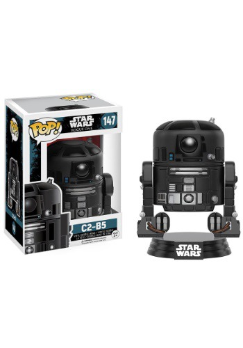 POP Star Wars Rogue One C2-B5 Vinyl Figure