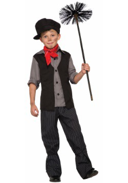 Kids Chimney Sweep Costume