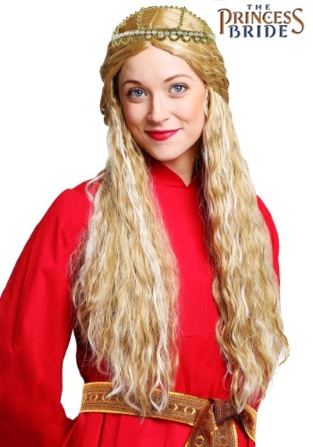 The Princess Bride Buttercup Wig