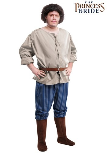 Princess Bride Fezzik Costume