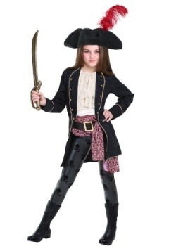 Buccaneer Girls Costume