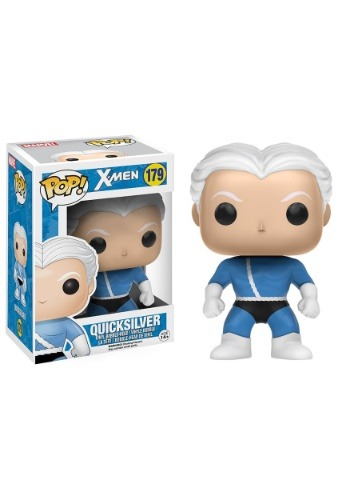 Pop Marvel X Men Quicksliver Vinyl Figure