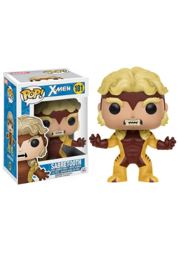 Pop Marvel X Men Sabretooth Vinyl Figure