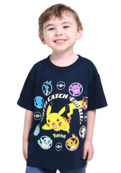 Pokemon Gotta Catch 'Em All Boys T-Shirt
