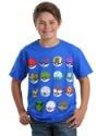 Pokemon Boys Pokeball Shirt