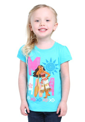 Moana Toddler Girls T-Shirt