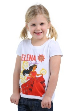 Elena of Avalor Toddler Girls Shirt