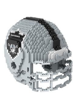 Oakland Raiders 3D Helmet Puzzle