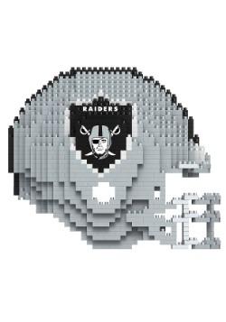 Oakland Raiders 3D Helmet Puzzle1