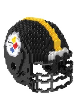 Pittsburgh Steelers 3D Helmet Puzzle