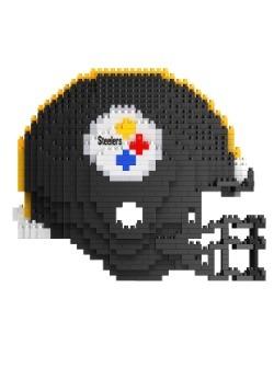 Pittsburgh Steelers 3D Helmet Puzzle1