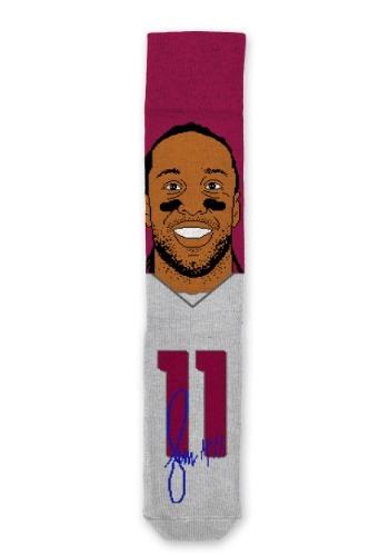 Larry Fitzgerald NFL Socks