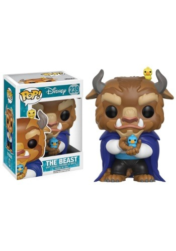 POP Disney Beauty and the Beast The Beast Vinyl Figure
