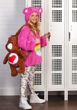 Care Bears Deluxe Cheer Bear Hoodie Tween Costume
