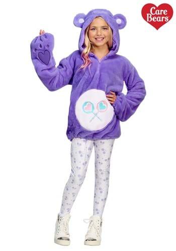 Care Bears Tween's Deluxe Share Bear Hoodie Costume