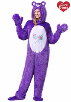 Adult Care Bears Classic Share Bear Costume_Update