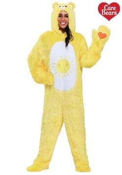 Adult Classic Funshine Care Bears Costume_update