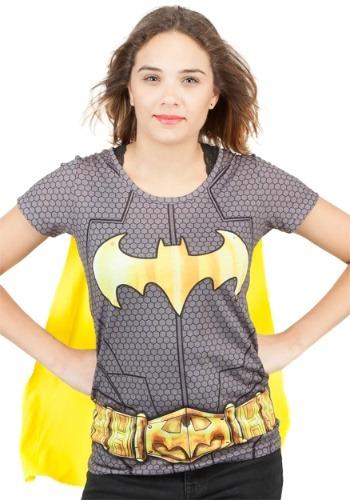 Batman Suit up Sublimated Caped Tee